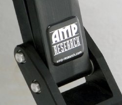 AMP Research Logo, The Amp Research logo is the official seal of the AMP Research product line and is well know in the automotive industry. AMP Product catalog includes the AMP Research PowerStep, AMP Research BedStep, AMP Research BedStep2, Amp Research Bed Extender Sport, Amp Research Bed Extender Max, and Amp Research Bed Extender Moto.